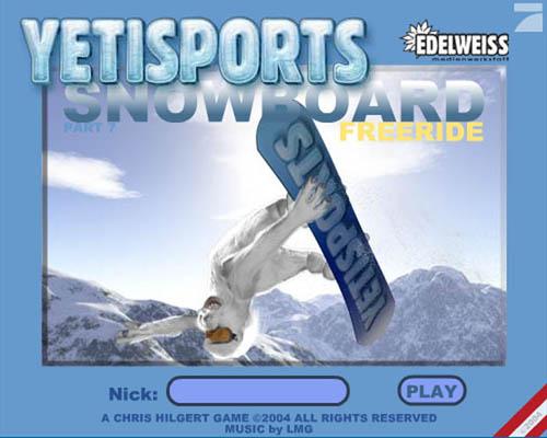 yetisports 7